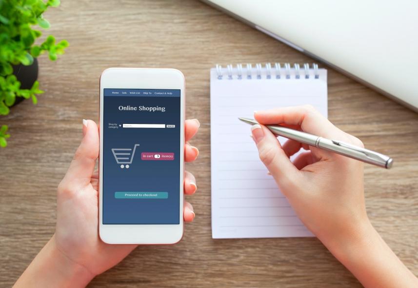 El 33% de las ventas online se hacen efectivas desde el móvil