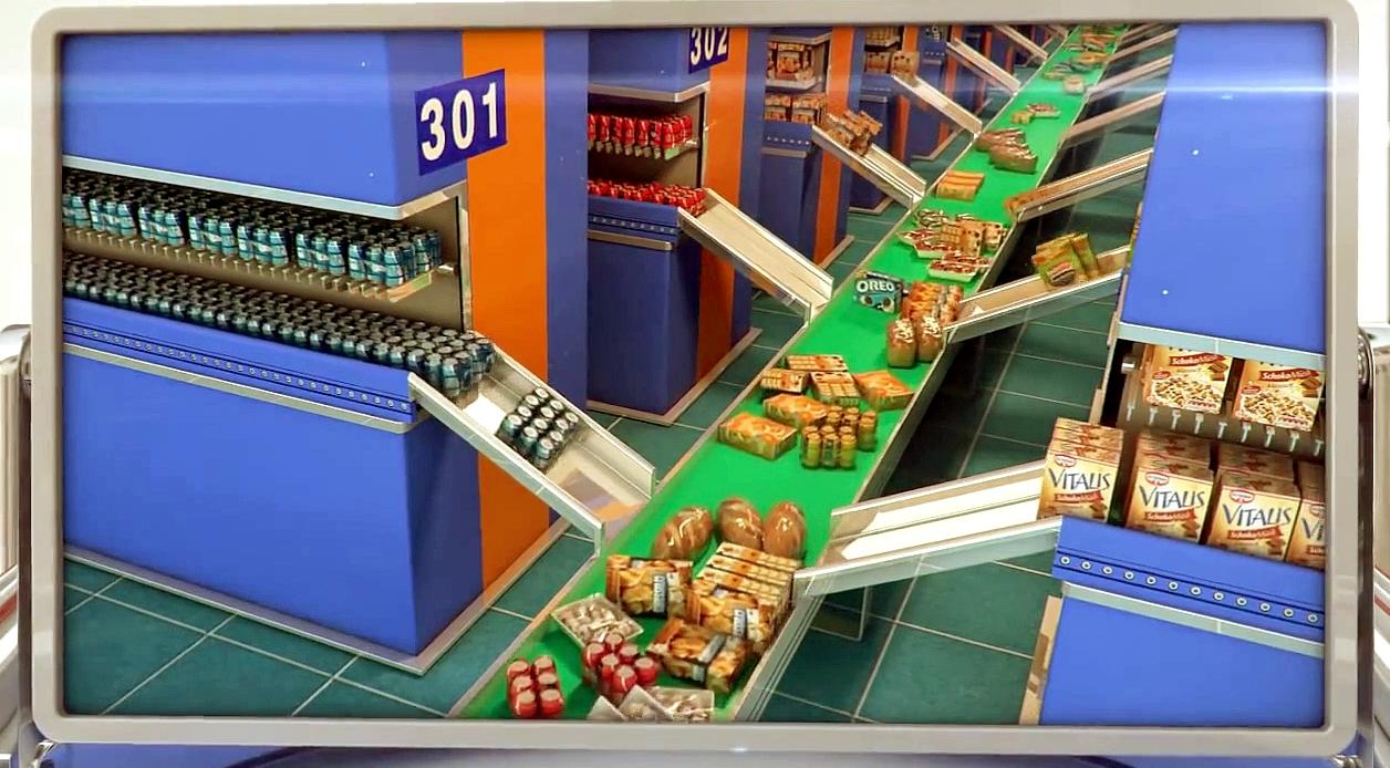 El supermercado del futuro se inventa en Rusia