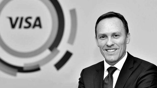 Nicolas Huss, Chief Executive Officer de Visa Europe