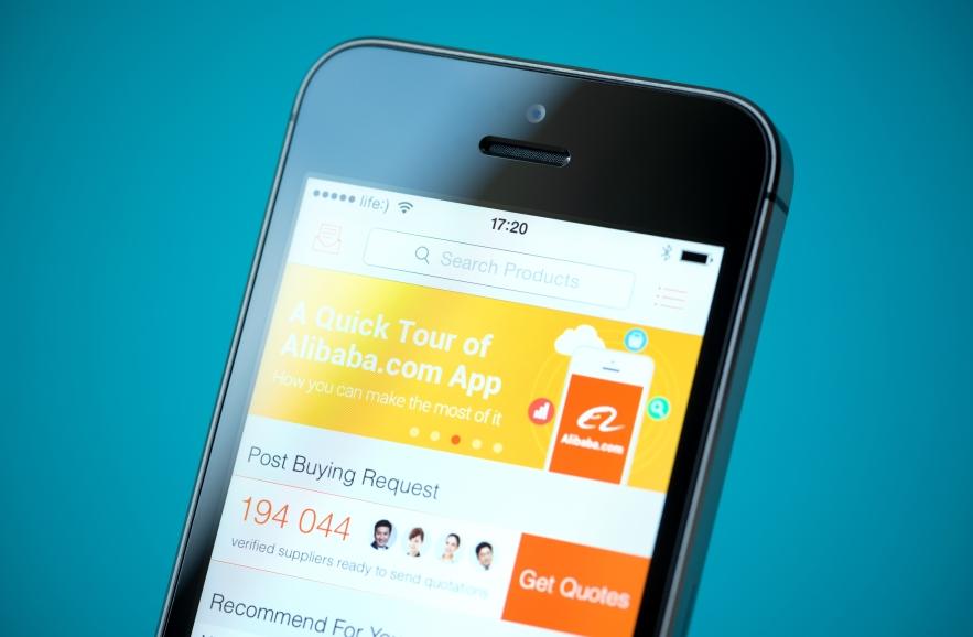 Alibaba consigue un volumen de ventas valorado en 410.000 millones de euros en 2015