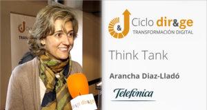 Arancha Diaz-Lladó - Telefónica