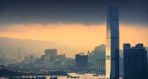 venta de 'aire puro' en China