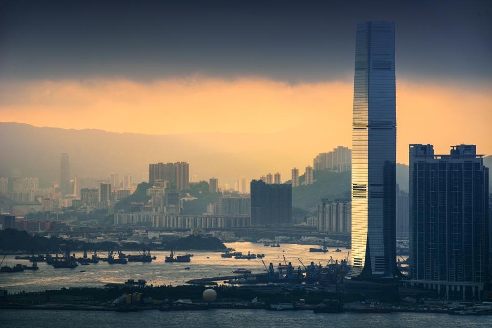 El gran mercado de 'aire limpio' en China