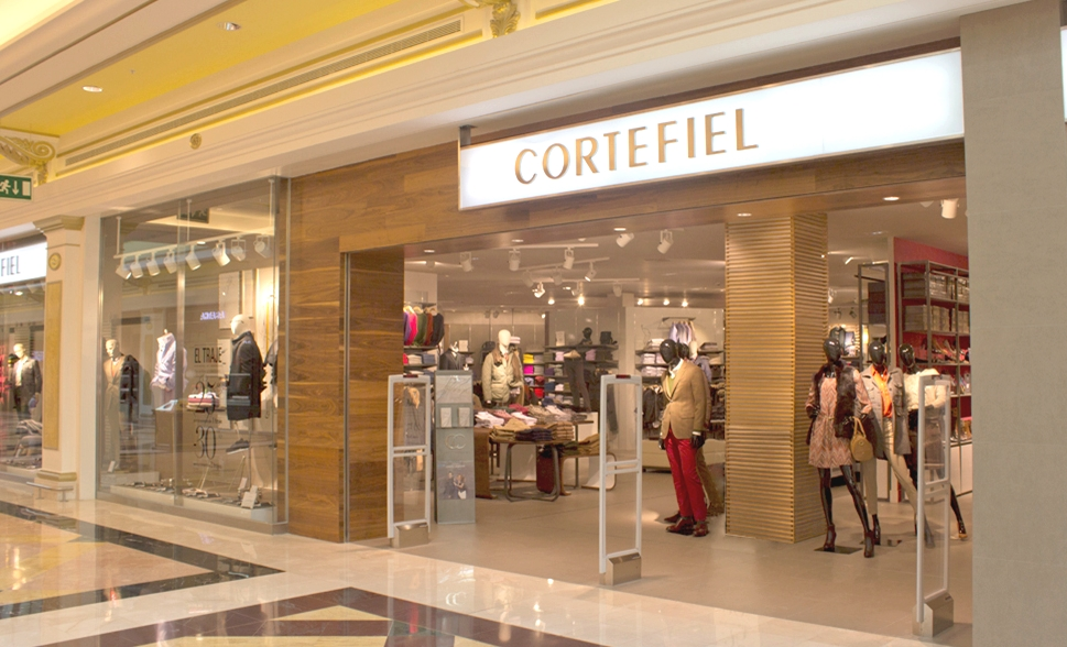 Cortefiel estrena en abril nueva operativa para su plataforma online