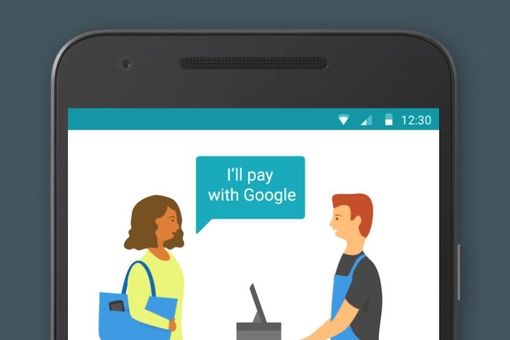 Google comienza a probar el reconocimiento visual como método de pago