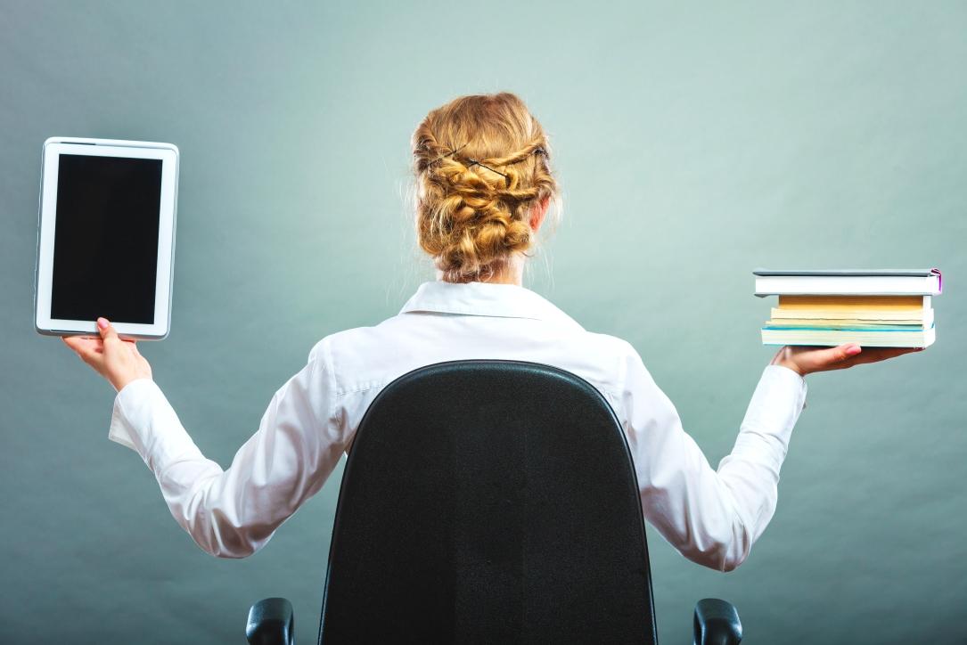 La UE estudia la equiparación del IVA entre la prensa y libros en papel y online
