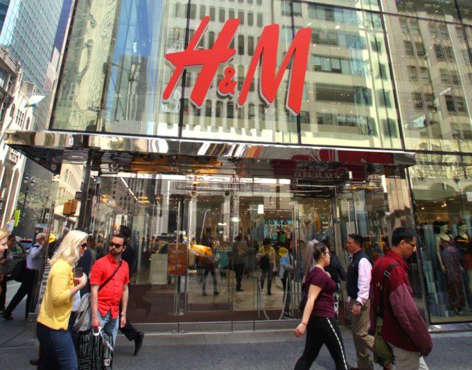 h&m japon