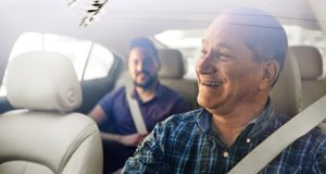 uber pasajeros