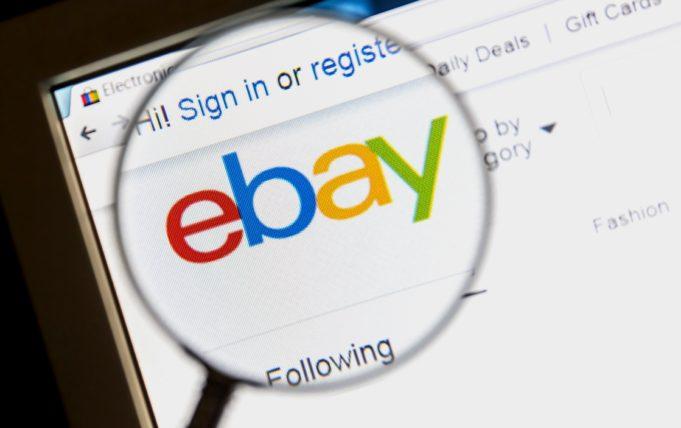 eBay realidad virtual