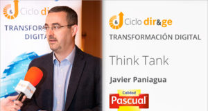 Think Tank sobre Transformación Digital - Javier Paniagua