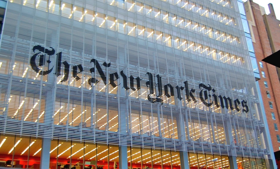 The New York Times se lanza al comercio electrónico de alimentación