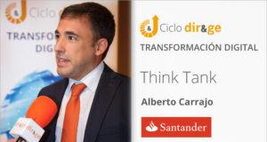 Alberto Carrajo - Banco Santander