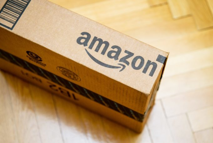 amazon paquetes china efectivo