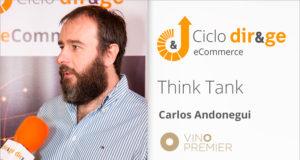 Think Tank sobre eCommerce – Carlos Andonegui | Vinopremier.com