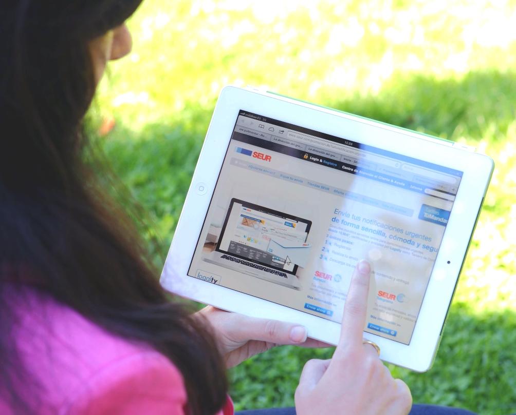 SEUR da el poder al comprador con las entregas interactivas