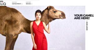 tata india ecommerce
