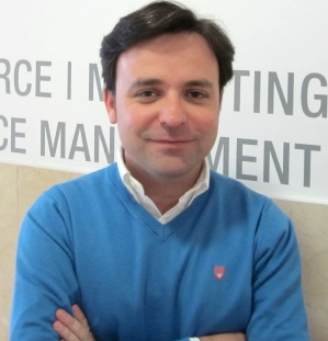 Antonio Castro, director de marketing de ICEMD
