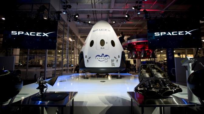 Elon Musk SpaceX
