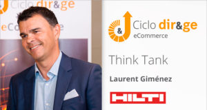Think Tank sobre eCommerce – Laurent Giménez | Hilti Spain