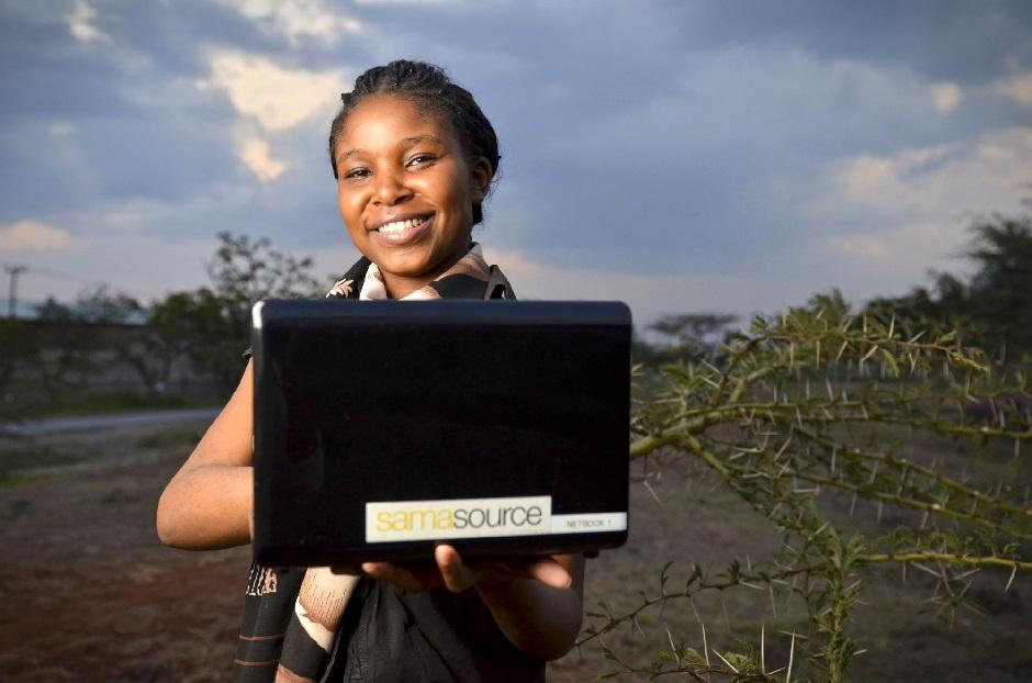 Combatir con la pobreza gracias al mundo digital