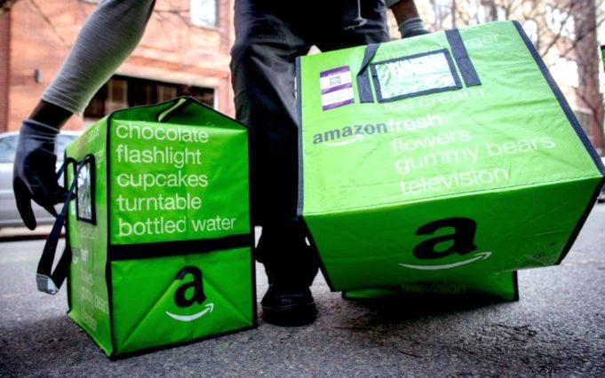 Amazon se alía con DIA para vender productos frescos