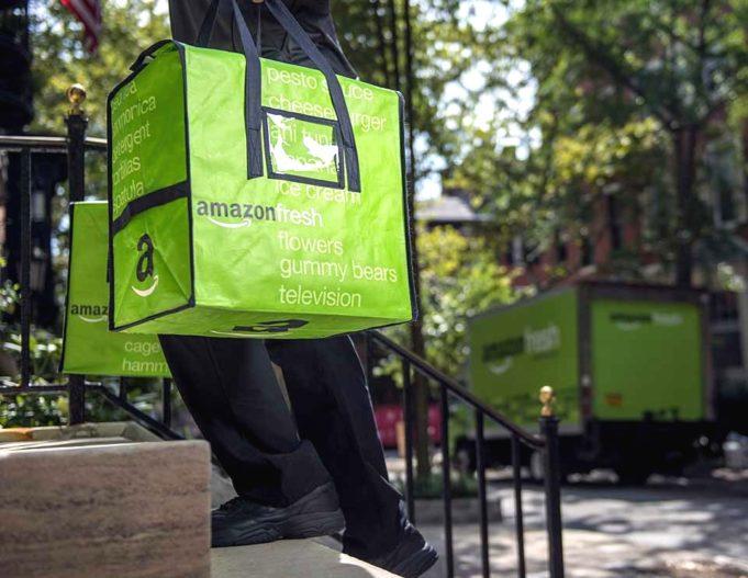 Amazon Fresh llegará a España en octubre con una suscripción anual