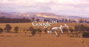 Google X reparte comida mexicana con drones
