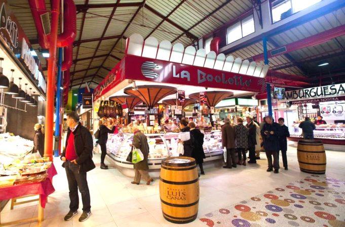 Amazon Fresh se decanta por el mercado madrileño de La Paz para el envío de productos frescos