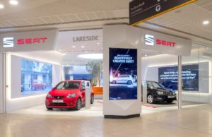 La primera 'Seat Store' se estrena en Londres