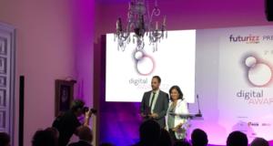 Snap*, recibe el premio como mejor plataforma de pagos por Digital Awardzz de Futurizz