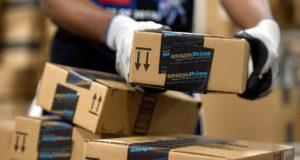 Así se estrena Amazon Prime en Barcelona