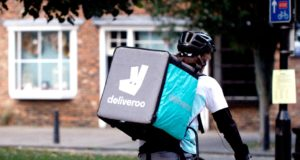 Deliveroo crece un 25% en su primer aniversario en España