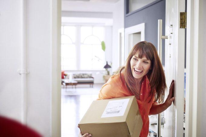 La experiencia del cliente y las entregas a domicilio