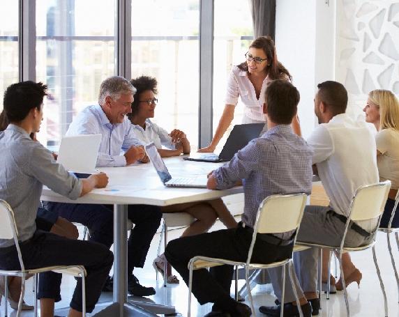 Los tipos de liderazgo con los que identificarse