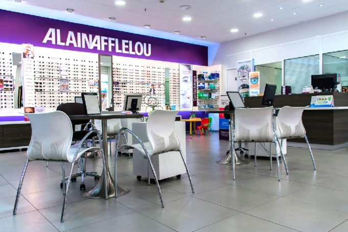 Alain Afflelou impulsa su negocio online con la adquisición de Happyview y Malentille