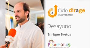 Enrique Bretos, CEO y Co-Fundador de Pisamonas