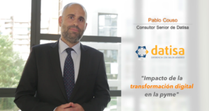 Executive Talk - Pablo Couso | Datisa