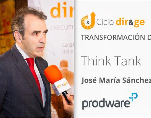 José María Sánchez | PRODWARE