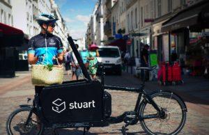 El servicio de logística urbana Stuart llega a Madrid para entregar en una hora