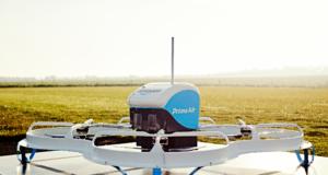 Amazon hace realidad la entrega con drones