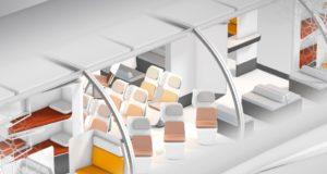 La innovación en la aviación comercial llega con 'Transpose' de Airbus