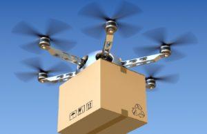 El 60% de los españoles son partidarios de la entrega con drones