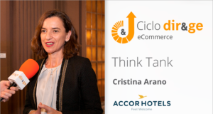 Cristina Arano | Accor Hotels