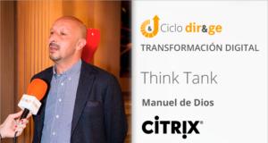 Manuel de Dios | CITRIX