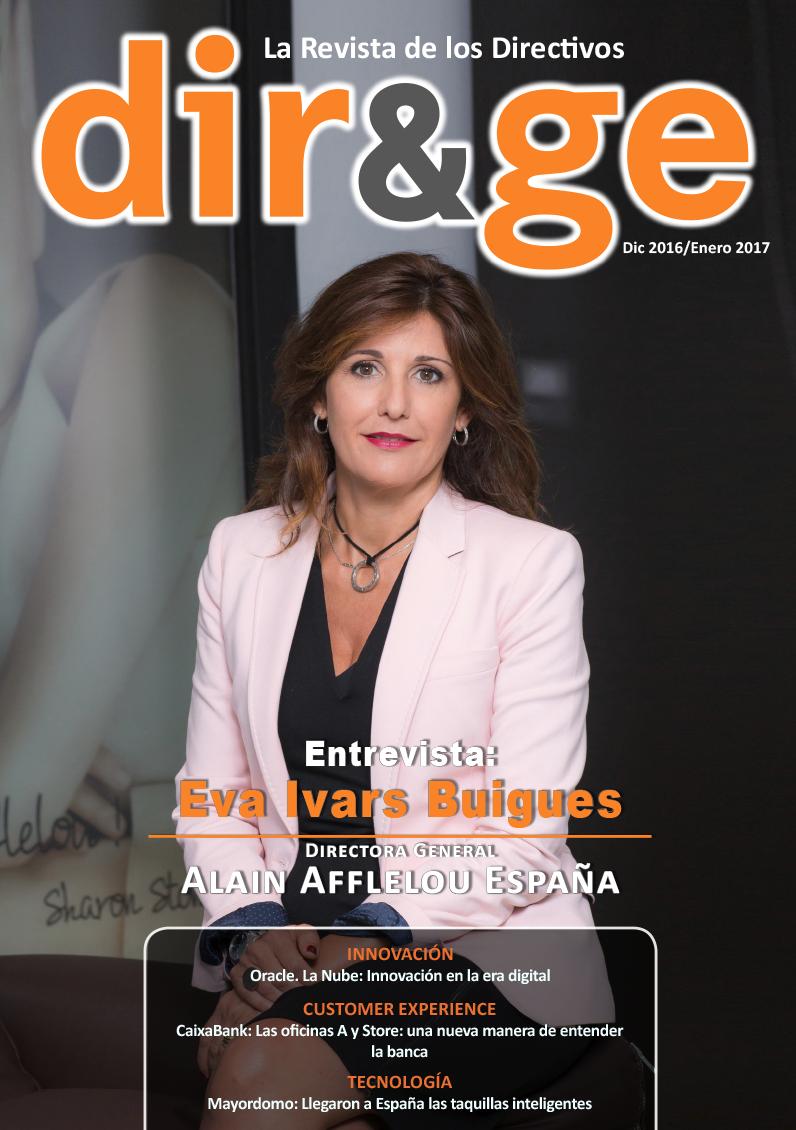 Revista DIR&GE Diciembre 2016 / Enero 2017