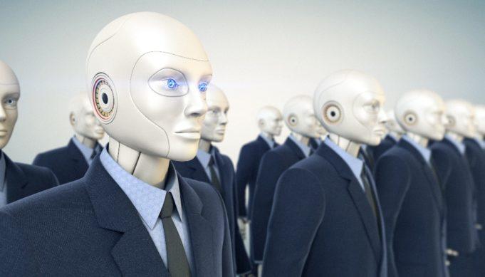 ¿Nos robarán los robots el trabajo?
