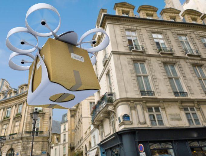 Las entregas con drones: una realidad a largo plazo