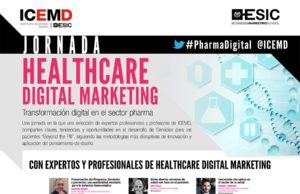 ICEMD organiza la Jornada Healthcare Digital Marketing: Claves, tendencias y oportunidades en el sector