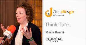 María Barrié | L'Oréal Luxe