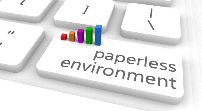 Las tiendas online de Zara y Oysho se unen al 'paperless'